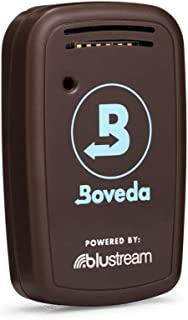 Boveda Butler Bluetooth Hygrometer and Thermometer Designed for Cigar Humidors, Includes The One-Step Calibration Kit