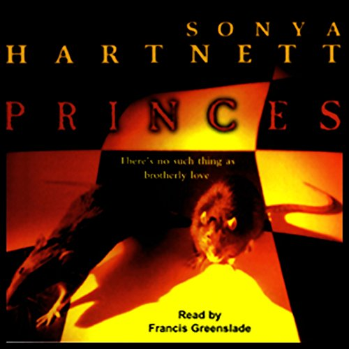 Princes audiobook cover art
