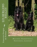 les bergers belges: Malinois, Groenendael, Tervueren, Laekenois