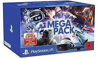 Sony VR Mega Pack - Vr-Brille (v.2) + Kamera + 5 Spiele Astro Bot+VipeOut+ VR Worlds+Skyrim+Doom (B07KLQF93Y) | Amazon price tracker / tracking, Amazon price history charts, Amazon price watches, Amazon price drop alerts