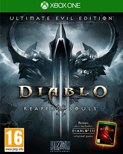 Diablo III - Ultimate Evil Edition [AT-PEGI] - [Xbox One]