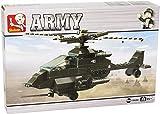 Sluban M38-B6200 Armee-Kampf-Hubschrauber