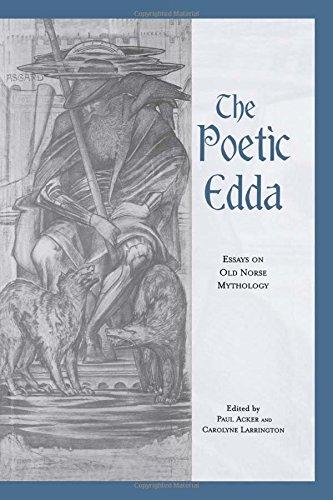 The Poetic Edda: Essays on Old Norse Mythology (Garland Medieval Casebooks)