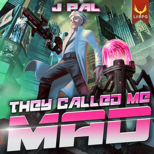 They Called Me Mad cover art