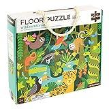 Petit Collage Floor Puzzle - Selva salvaje