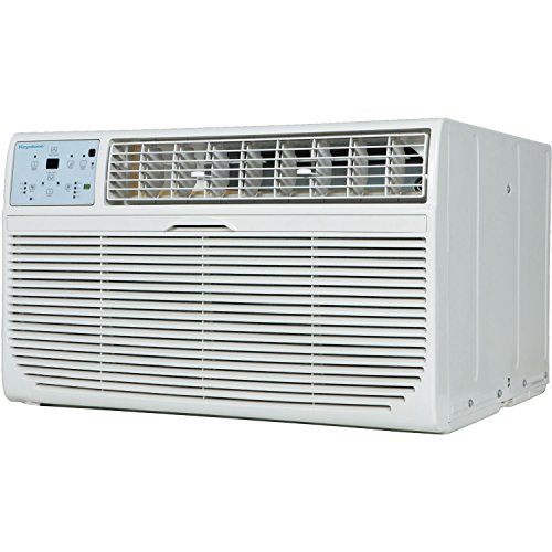 Keystone 14,000 BTU 230V Through-The-Wall Air Conditioner with LCD Remote