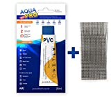 #1 Liquid Patch Waterproof Repair Kit For Inflatable & Underwater Gear | Glue +Cord | PRO Level...