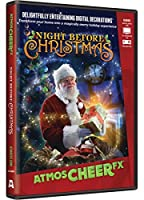 AtmosCHEERfx Night Before Christmas クリスマス デジタルデコレーション