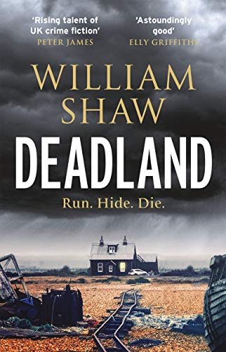 Deadland: the second ingeniously unguessable thriller in the D S Cupidi series (DS Alexandra Cupidi Book 2) (English Edition)