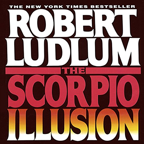 The Scorpio Illusion audiobook cover art