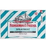 Fisherman's Friend Spearmint Flavour 25g x 12