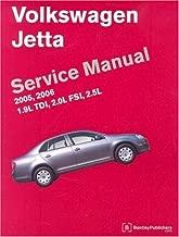 Volkswagen Jetta Service Manual: 2005-2006 (A5 Platform) 1.9L TDI, 2.0L FSI, 2.5L