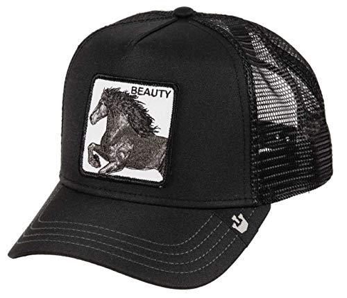 Goorin Bros Trucker Cap Black Beauty Black - One-Size