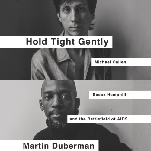 Hold Tight Gently audiobook cover art
