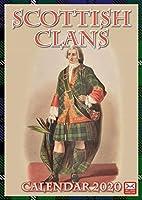 Scottish Clans Calendar 2020