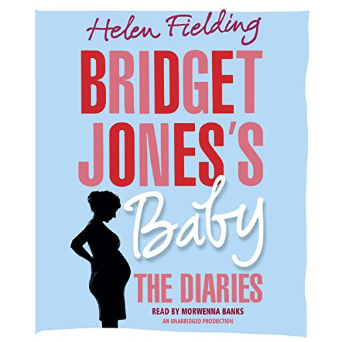 Bridget Jones's Baby audiobook cover art