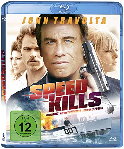 Speed Kills [Blu-ray]