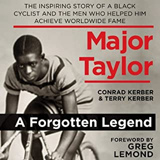 Major Taylor cover art