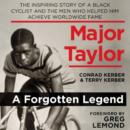 Major Taylor audiobook cover art