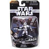 Hasbro Star Wars Saga Collection #068 - Figura de acción de Motorista de Combate