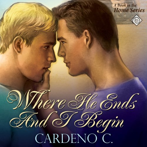 Where He Ends and I Begin audiobook cover art