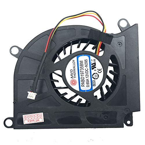 Lüfter Kühler Fan Cooler kompatibel für Medion Erazer X7825 (MD 98701), X7825 (MD 98834), X7831, X7831 (MD98776), X7831 (MD98778), X7831 (MD98779), X7831 (MD98781)