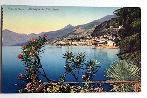 Lago di Como. Bellagio da Villa Melzi.