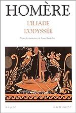 L'Iliade et l'Odyssée de Homère