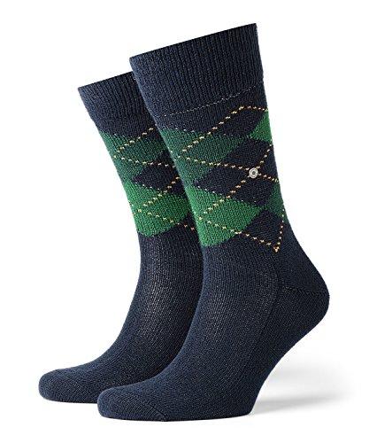BURLINGTON Herren Socken Preston - Warm Und Weich, 1 Paar, Blau (Navy 6187), Größe: 40-46