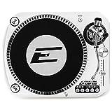 Epsilon DJT-1300 White - DJ Plattenspieler mit Direktantrieb, Weiß