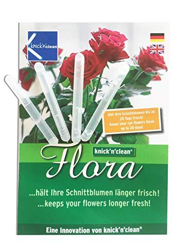 KNICK ´n´ CLEAN Schnittblume BLUMENFRISCHE Pflanzenzubehör längere Frische