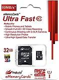 Ultra rápido Clase 10Tarjeta de Memoria microSD para Tomtom Start 52Navigator