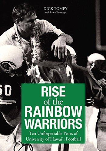 Rise of the Rainbow Warriors: Ten Unforgettable Years of University of Hawaii Football (English Edition)