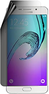Celicious Privacy Lite 2-Way Anti-Glare Anti-Spy Filter Screen Protector Film Compatible with Samsung Galaxy A5 (2016)