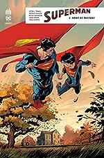 Superman Rebirth, Tome 5 - Point de rupture de Peter J. Tomasi
