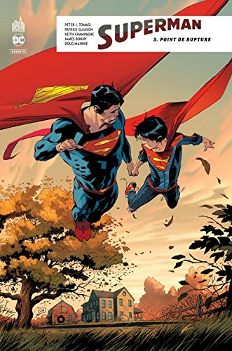 Superman Rebirth, Tome 5