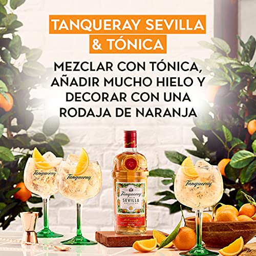 Tanqueray Flor De Sevilla Distilled Gin - 6