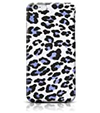 【ルイレイ】 LUILEI iPhone 全機種対応 galaxy MDおしゃれなヒョウパターンブルーのハードケース N.1641 (Galaxy s9Plus, Color) 並行輸入品