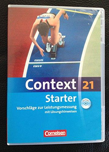 Context 21 Starter Vorschläge zur Leistungsmessung