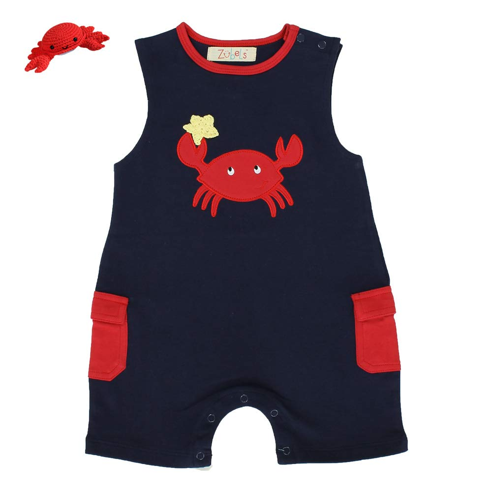 Dingji Newborn Baby Girls Boys Toddler Bodysuit Knitted Fashion Outfits Romper