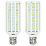 MENGS 2 pack Bombillas LED E40 40W Lámpara LED AC 85-265V, Blanco...