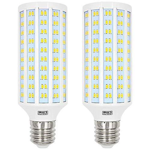 MENGS 2 pack Bombillas LED E40 40W Lámpara LED AC 85-265V, Blanco Cá
