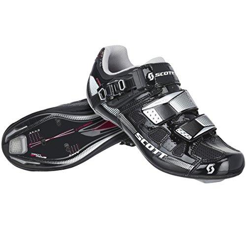 Scott Road Pro Womens Cycling Shoes - Black-EU37