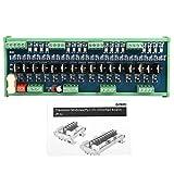 Taidda Amplificateur PLC, Transistor Board Output 16 canaux PLC DC Amplifier Transistor Ou...