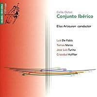 Cello Octet Conjuncto Iberico: De Pablo, Marco, Turina, Halffter