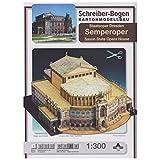 Aue Verlag 33x 30x 15cm Semperoper Dresden Model Kit