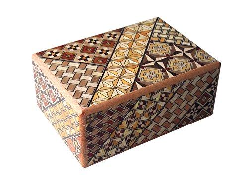 箱根寄木細工 秘密箱12回仕掛け