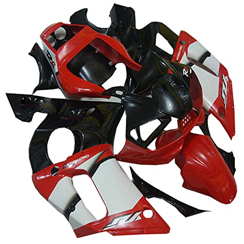 NT FAIRING New White Black Red Injection Mold Fairing Fit for Yamaha 1998-2002 YZF R6 1999 2000 2001 Painted Kit ABS Plastic Motorcycle Bodywork Aftermarket
