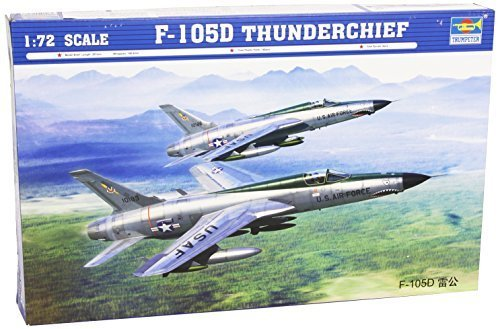 Trumpeter - F-105D Thunderchief by Trumpeter