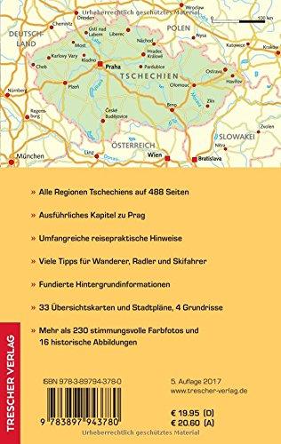 Reiseführer Tschechien: Unterwegs in Böhmen und Mähren - 51YVREWONZL